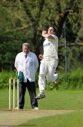 Otley captain James Davies  has his sights on a double