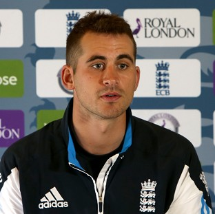 England's Alex Hales has no doubts he will succeed at the top of the order with captain Alastair Cook