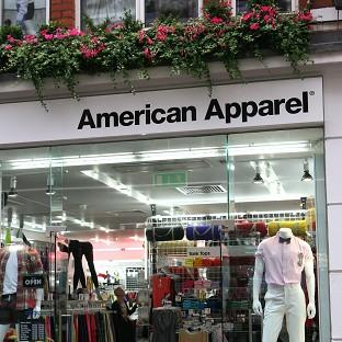 American Apparel disputed claims that the ads were part of a bac