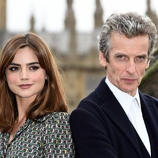 A beheading scene has been removed from Doctor Who in light of recent events in the Middle East
