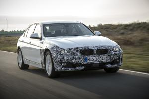 Changes are all below the surface with BMW's new 3 Series PHEV