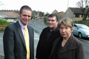New crossing to help road safety