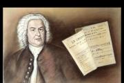 Bach special for conductor's finale