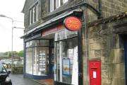 (26551427)Burley Post Office remained closed after the robbery