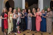 Ilkley Candlelighters Ball 2015. Pictured are committee members - Sally Roulston, Helen wray, Danni Parry, Anna Nolan, Peggy Pullan, Anne Proctor, Janine Heptonstall, Jane Johnson, Alison Clay, Claire Parr and Rebecca Garnett.