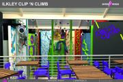 (27275908)Artist concept image of the Ilkley ClipnClimb centre