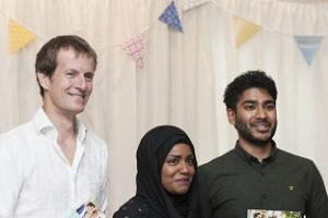 Nadiya's relief as Bake Off secret is revealed