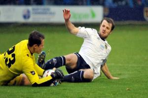 Norburn's extraordinary goal sets Guiseley on course
