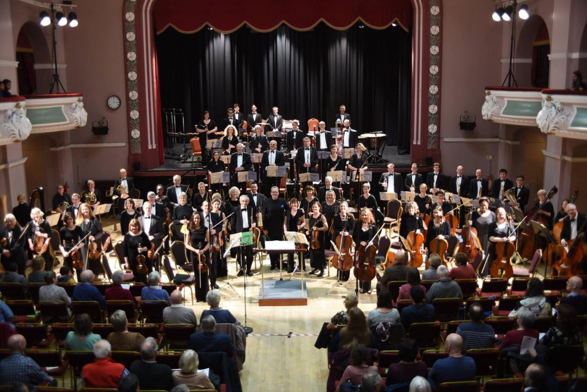 From Russia with music for Airedale Symphony Orchestra in Saltaire