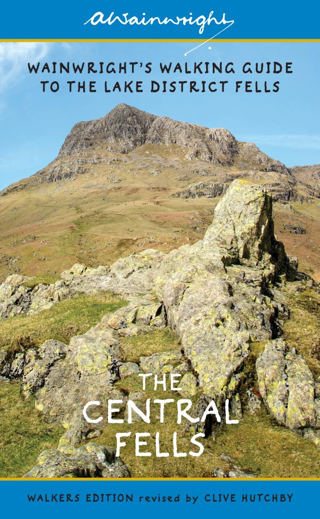 Wainwright's Walking Guide to the Lake District Fells – The Central Fells – New Walkers Edition revised by Clive Hutchby – Published by Frances Lincoln – ISBN 9780711236561