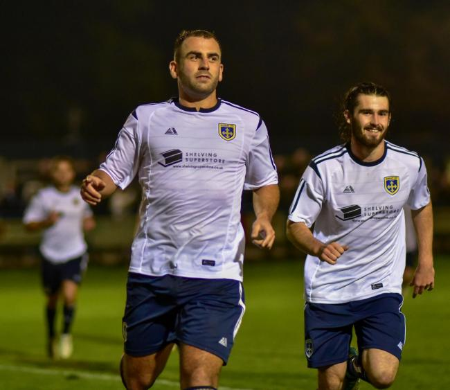 Simon Walton says Guiseley must learn from their defeat to Dover