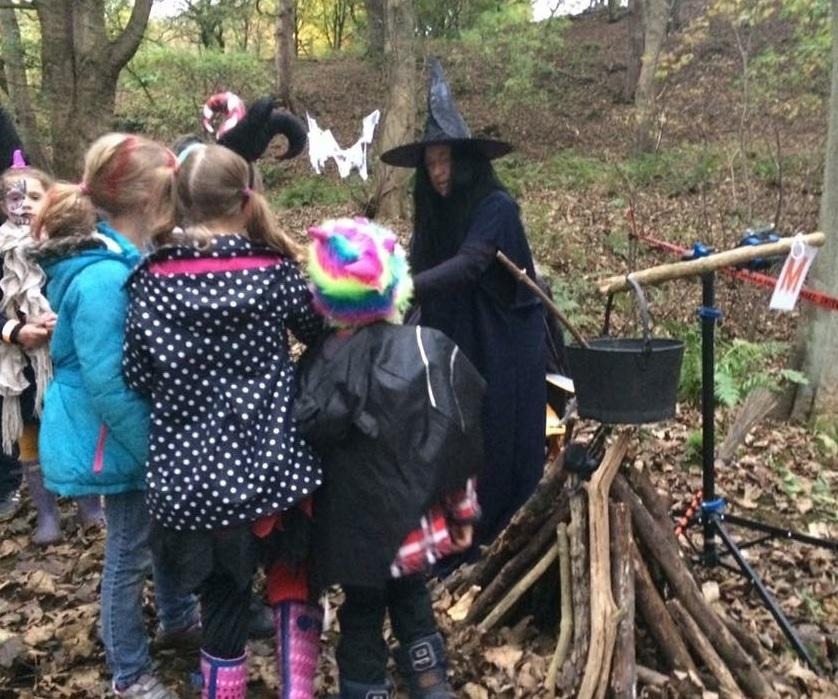 Visitor Numbers Triple For Second Ilkley Scare Trail