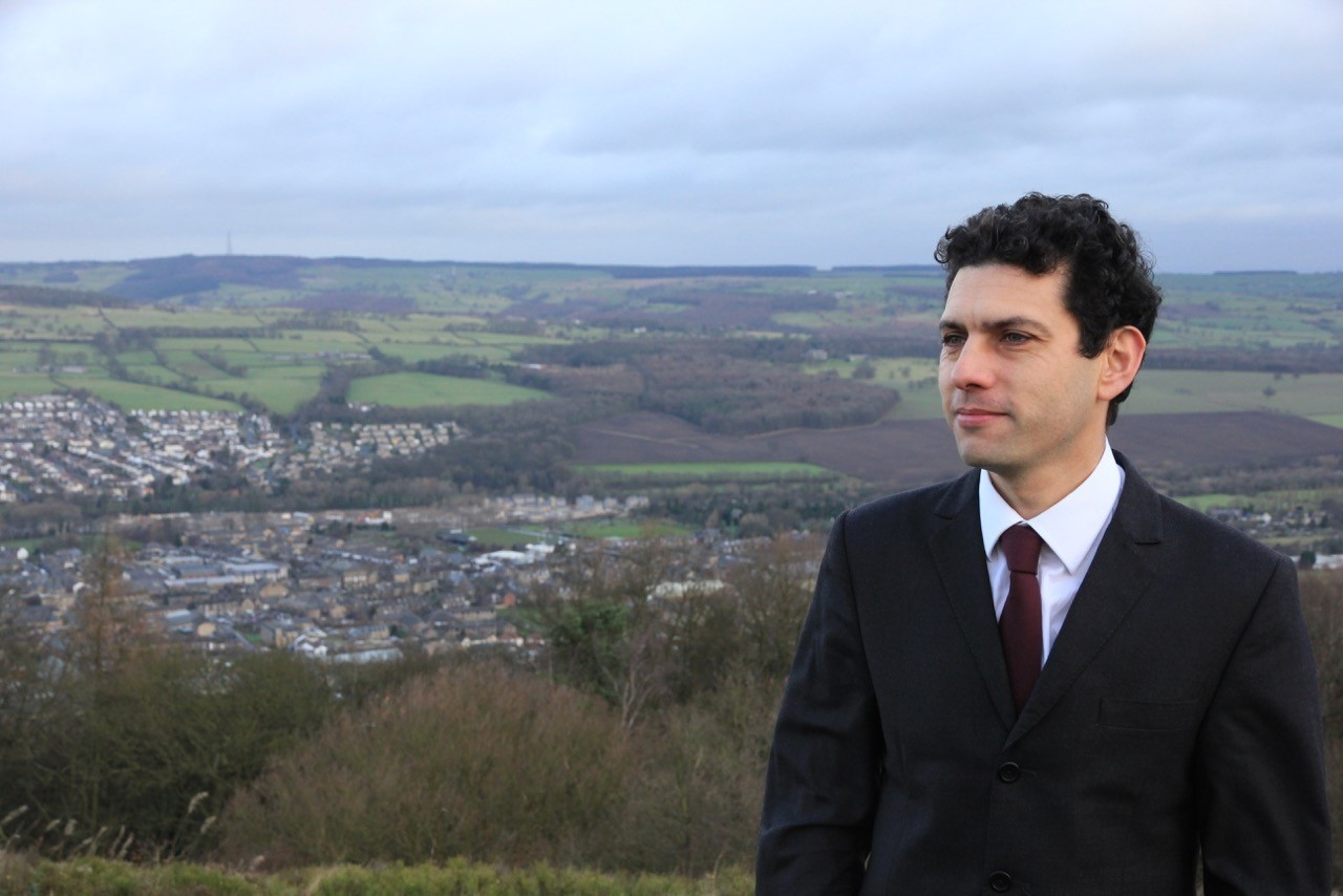 Leeds North West MP Alex Sobel