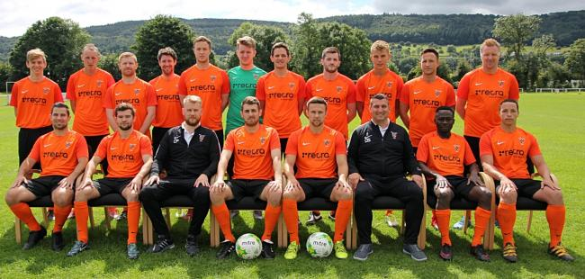 Otley Town have made a good start to the season