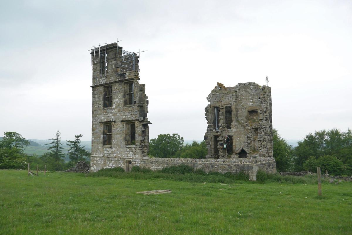 Restoration Plans For Historic Hunting Lodge In Washburn Valley