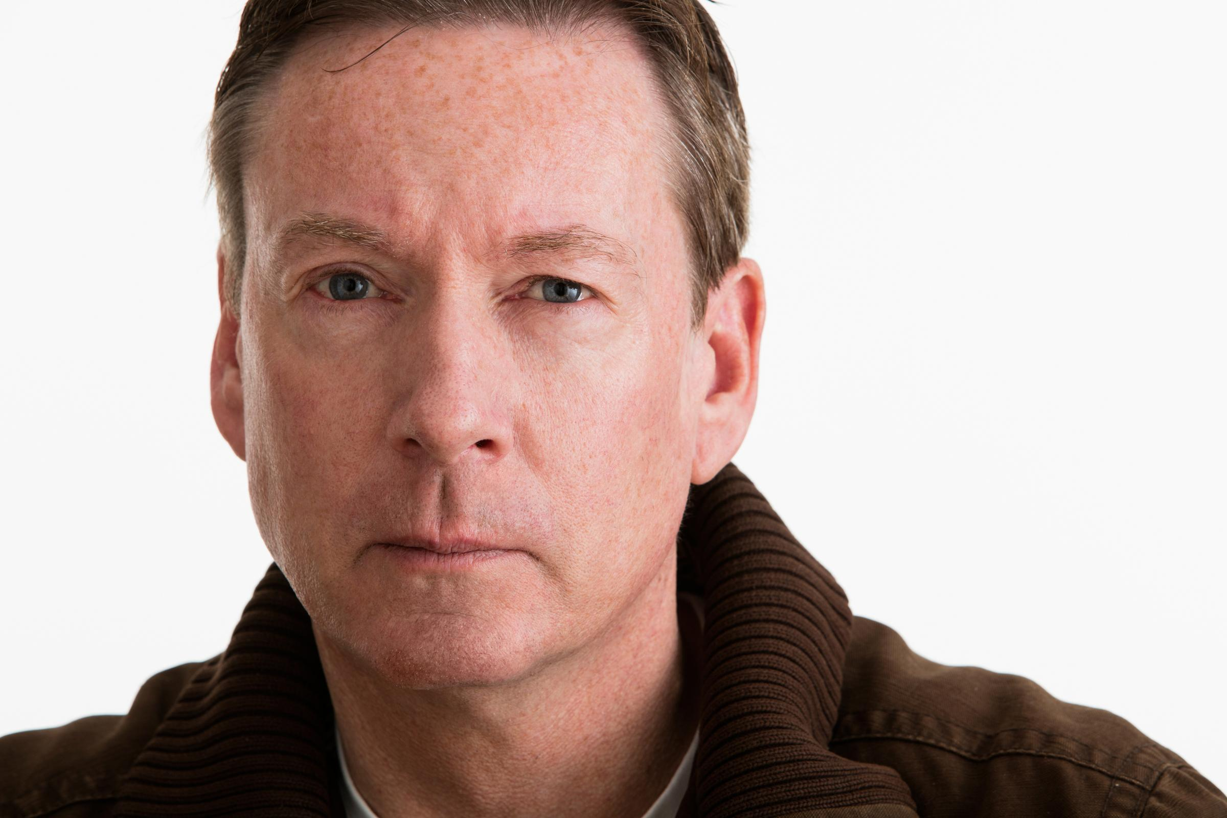 BBC security correspondent Frank Gardner OBE(C) Colin Thomas