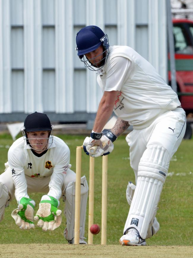 Undercliffe skipper Michael Kelsey made 51 in their abandoned match against Yeadon