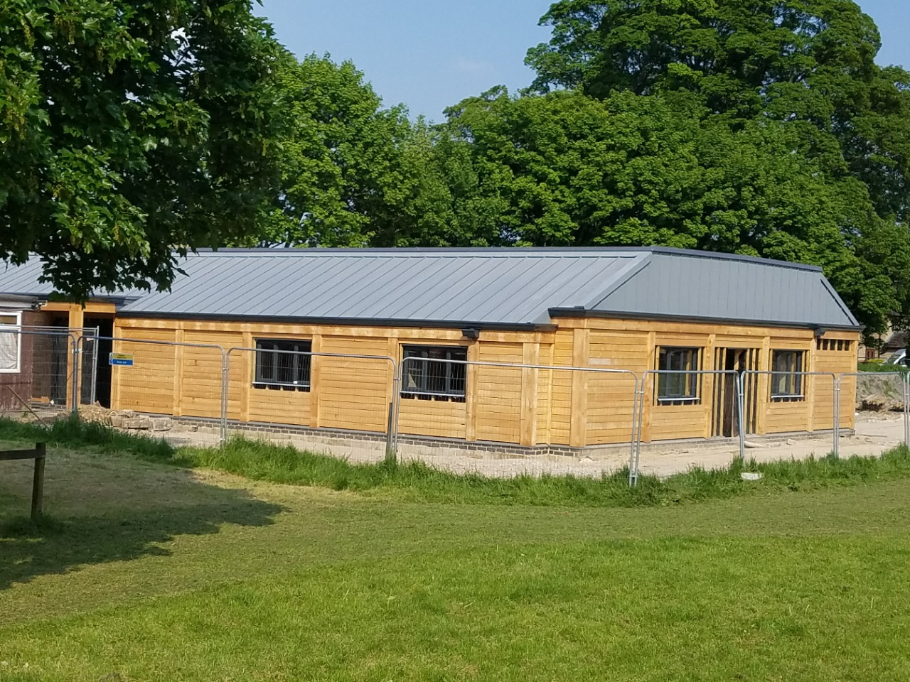 The new Burley Scout and Guide headquarters