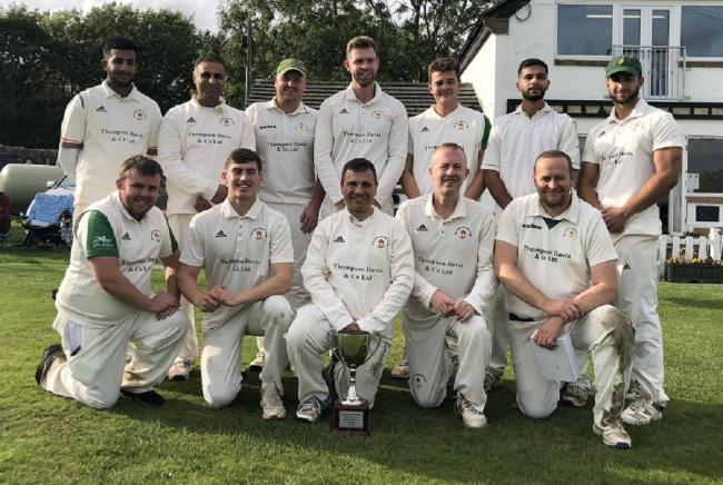 Baildon, who have won the All Rounder Cricket Bradford Premier League second teams' Championship Division One