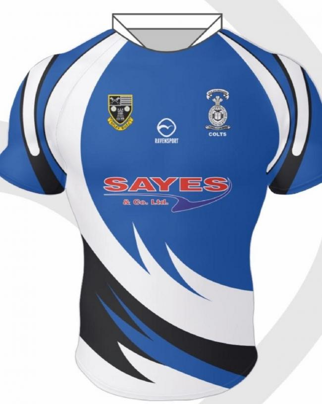 Old Otliensians Colts Shirt 2018-19
