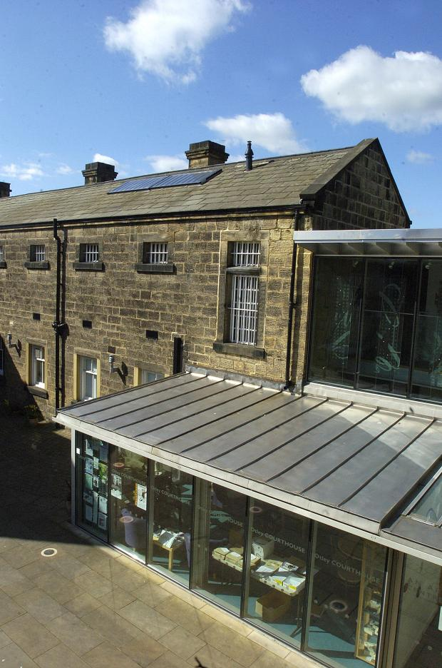 Wharfedale Observer: Otley Courthouse