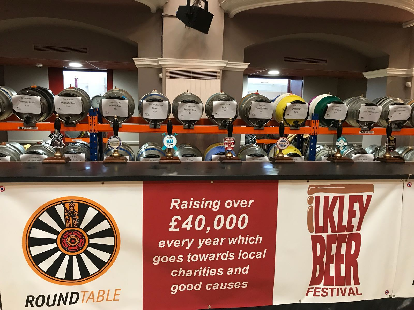 Ilkley Beer Festival tickets have gone on sale