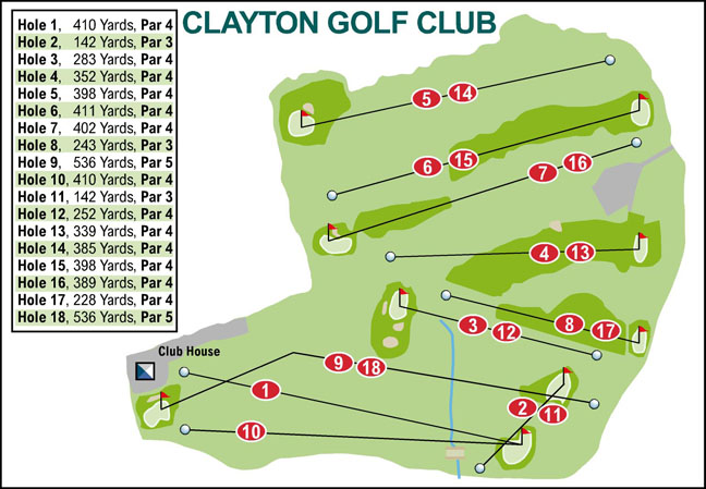 Clayton Golf Club