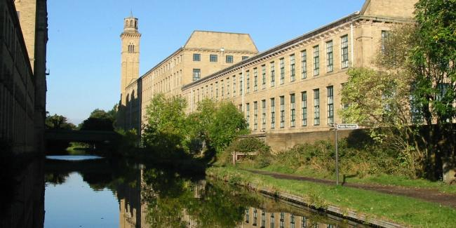 The Saltaire World Heritage Site