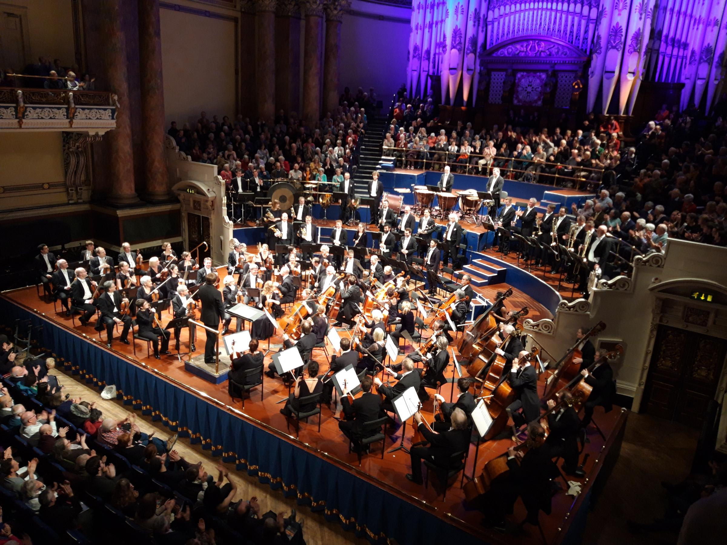 Oslo Philharmonic at Leeds Town Hall