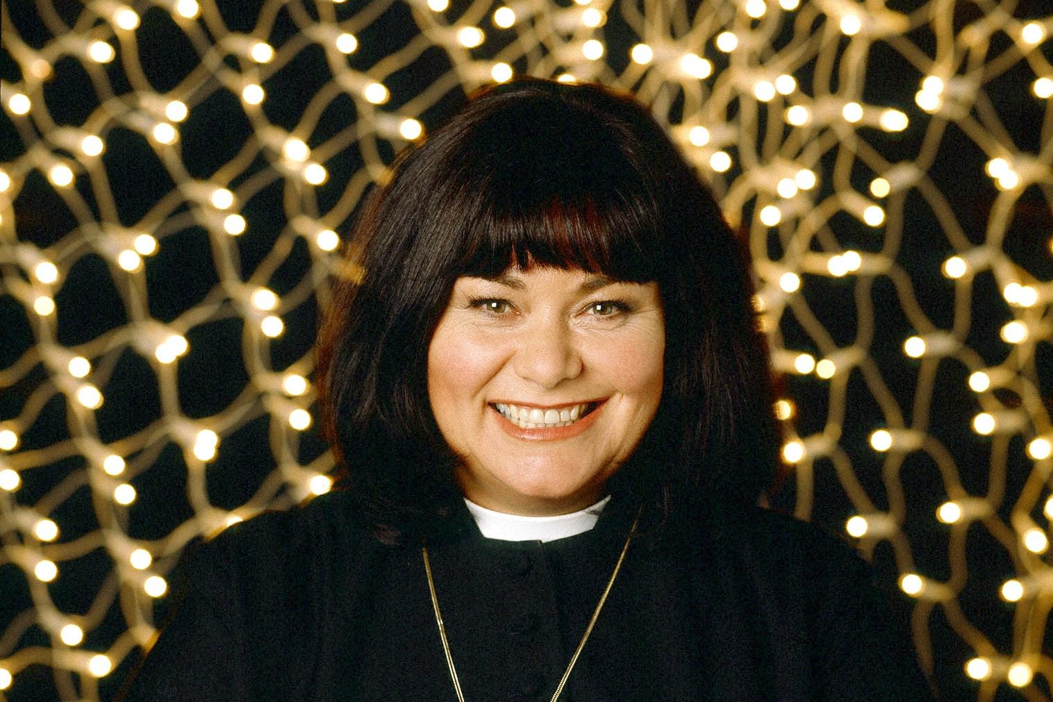 Dawn French in The Vicar Of Dibley