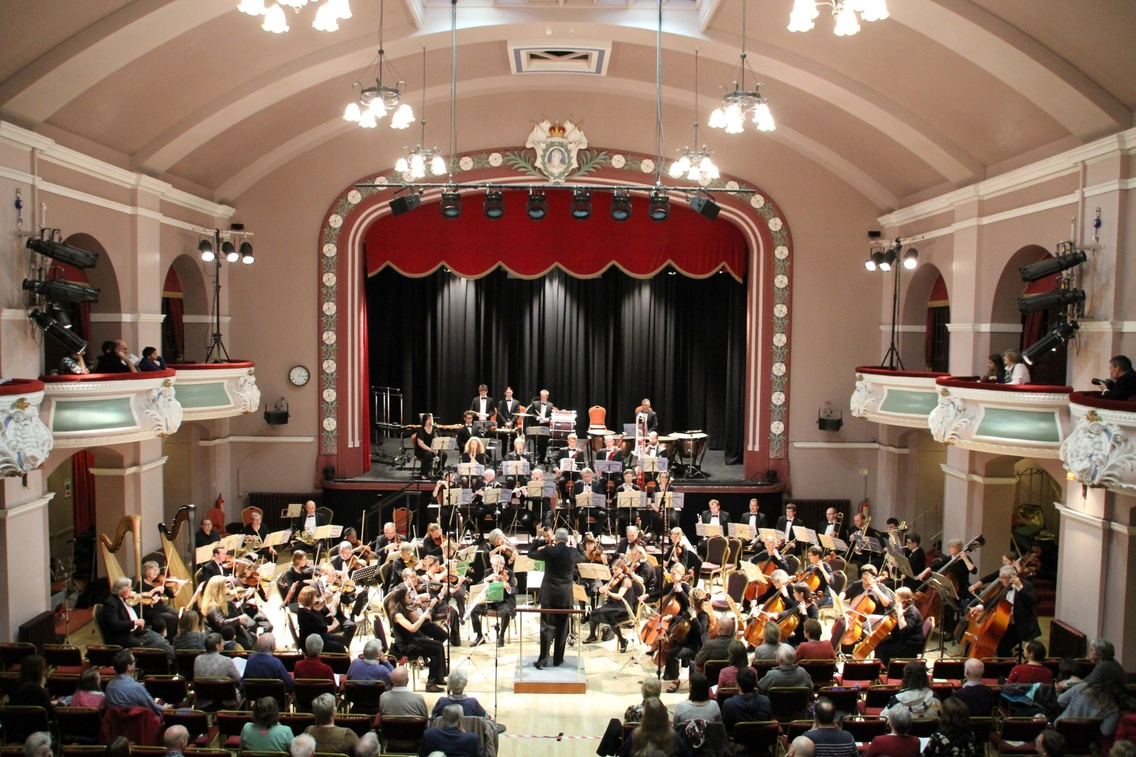Airedale Symphony Orchestra at King's Hall, Ilkley