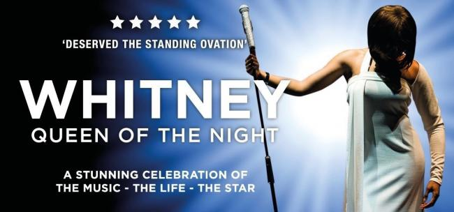 An award-winning Whitney Houston celebration show is coming to Bradford