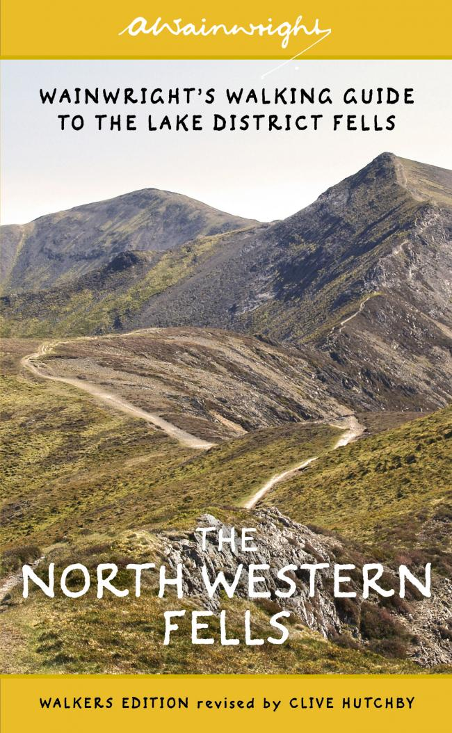 The North Western Fells: Wainwright's Walking Guide to the Lake District: Book 6 (Wainwright Walkers Edition).