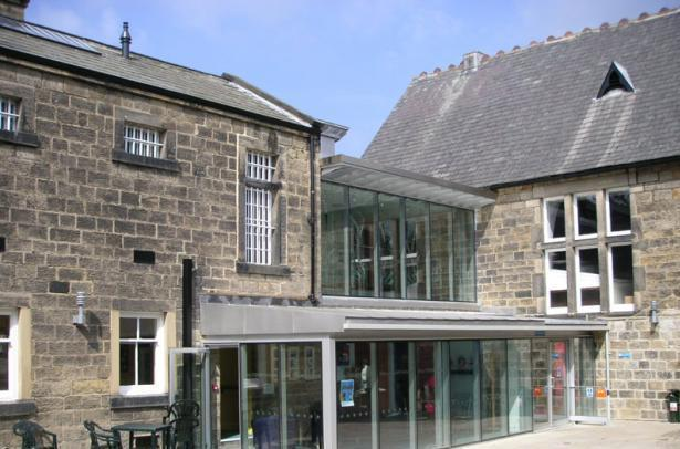 Otley Courthouse will host a Carers' Cafe