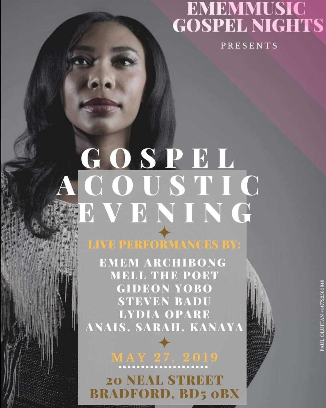 Ememmusic gospel nights